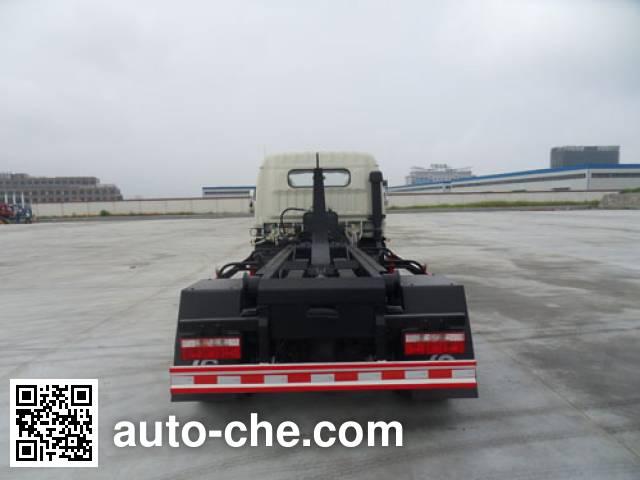 楚胜牌CSC5110ZXX4车厢可卸式垃圾车
