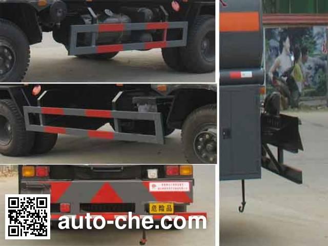 XGMA Chusheng CSC5111GHY3 chemical liquid tank truck