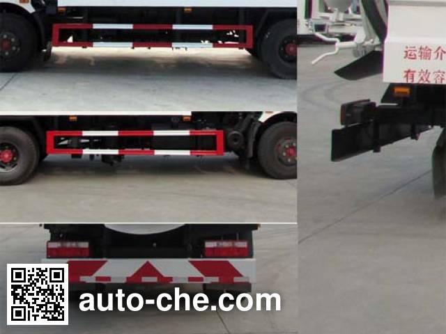 XGMA Chusheng CSC5112GQW4 sewer flusher and suction truck
