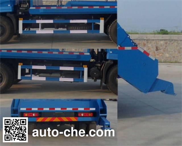 XGMA Chusheng CSC5120ZBSDV skip loader truck