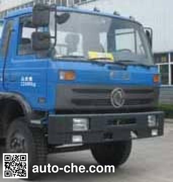 楚胜牌CSC5128ZXXE车厢可卸式垃圾车