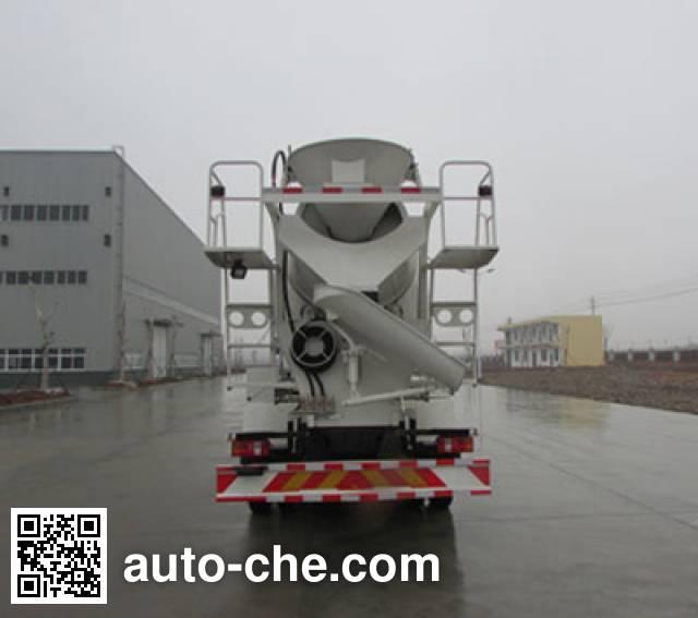 XGMA Chusheng CSC5150GJBE concrete mixer truck