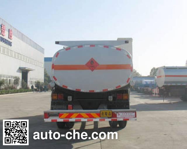 XGMA Chusheng CSC5160GYYE4 oil tank truck