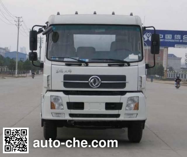 XGMA Chusheng CSC5160TSLD street sweeper truck