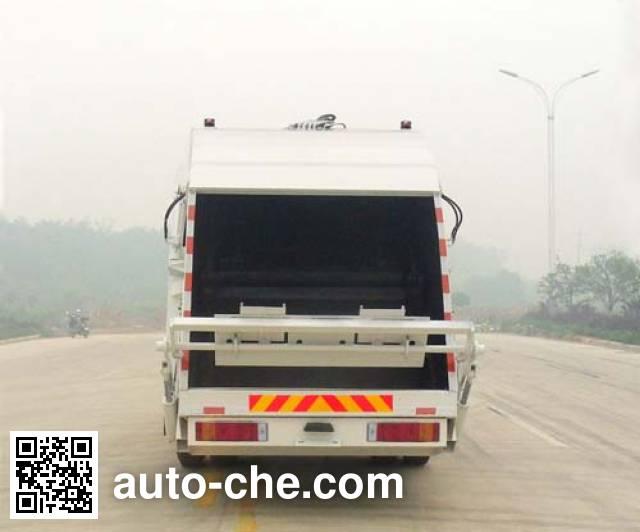 XGMA Chusheng CSC5160ZYSEX5 garbage compactor truck