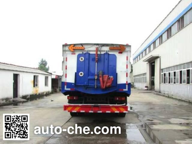 XGMA Chusheng CSC5161TXSD5 street sweeper truck