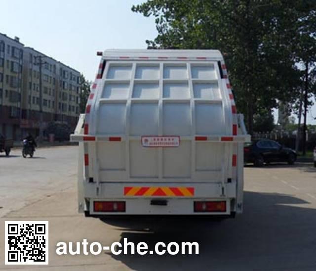 XGMA Chusheng CSC5161ZYSD12 garbage compactor truck