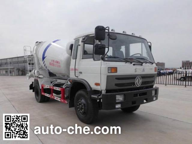 XGMA Chusheng CSC5168GJBE concrete mixer truck