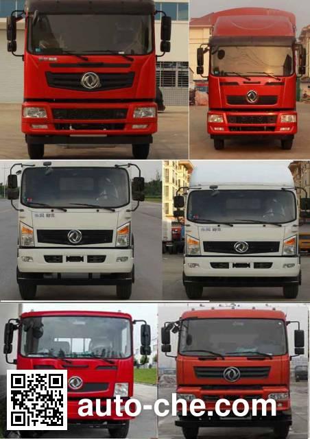 XGMA Chusheng CSC5168ZYSE12V garbage compactor truck