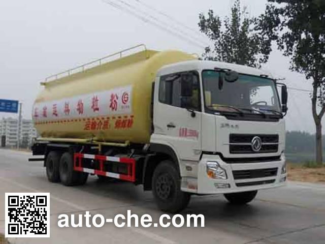 XGMA Chusheng CSC5250GFLD11 low-density bulk powder transport tank truck