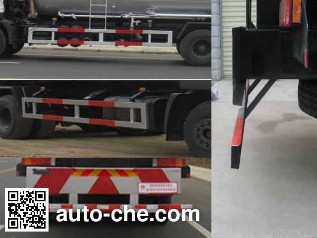 XGMA Chusheng CSC5250GFLD12 low-density bulk powder transport tank truck