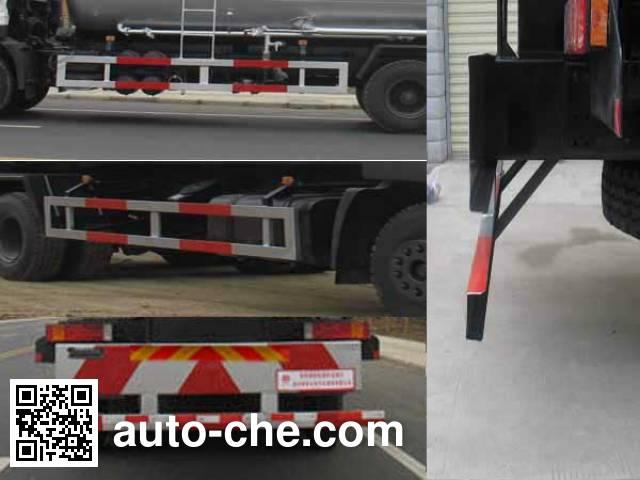 XGMA Chusheng CSC5250GFLD9 bulk powder tank truck