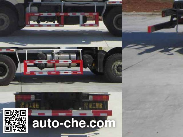 XGMA Chusheng CSC5250GJBC concrete mixer truck