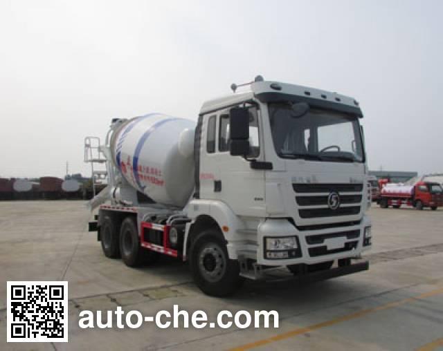 XGMA Chusheng CSC5250GJBS concrete mixer truck