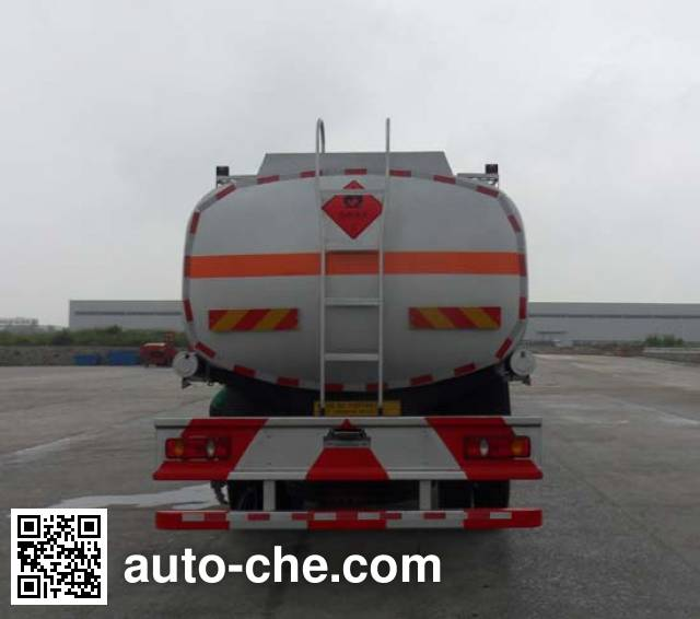 XGMA Chusheng CSC5250GJYDB fuel tank truck