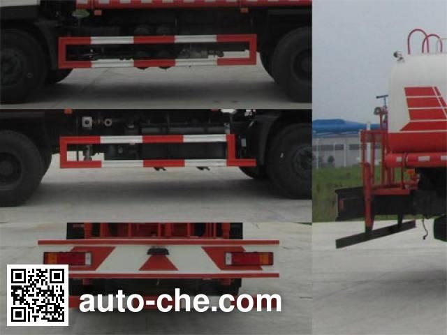 XGMA Chusheng CSC5250GPSD11 sprinkler / sprayer truck