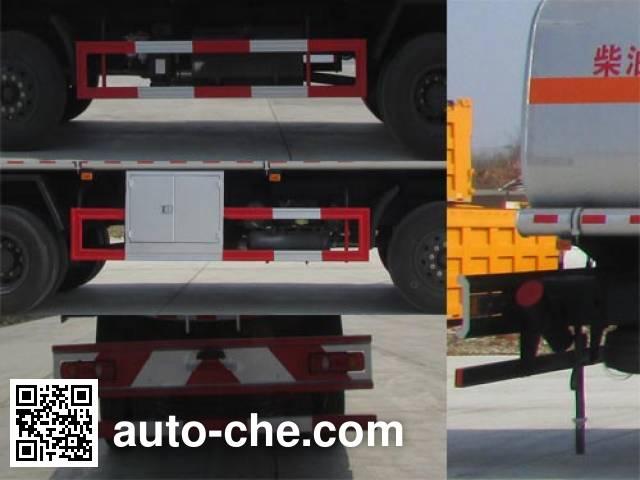 XGMA Chusheng CSC5250GYYDBA oil tank truck