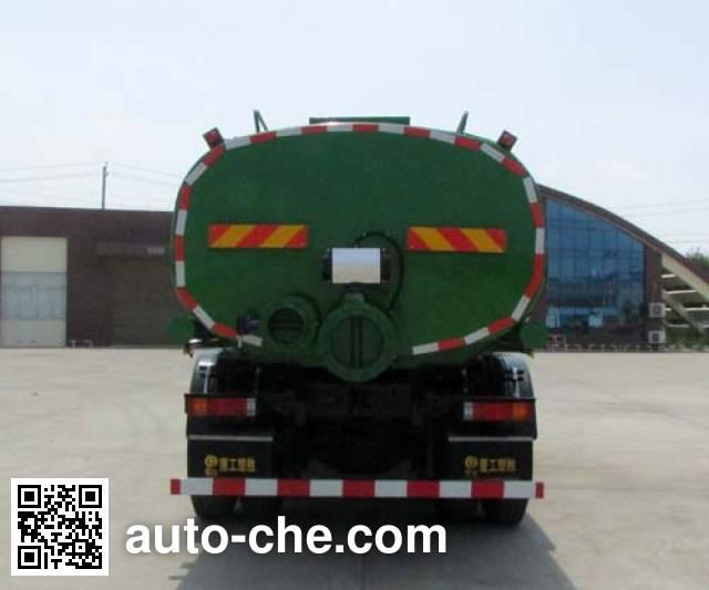楚胜牌CSC5250ZWXS污泥自卸车