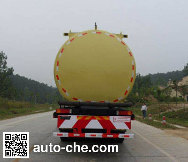 XGMA Chusheng CSC5251GFLD8 bulk powder tank truck