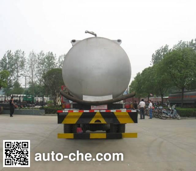 XGMA Chusheng CSC5251GFLZ bulk powder tank truck