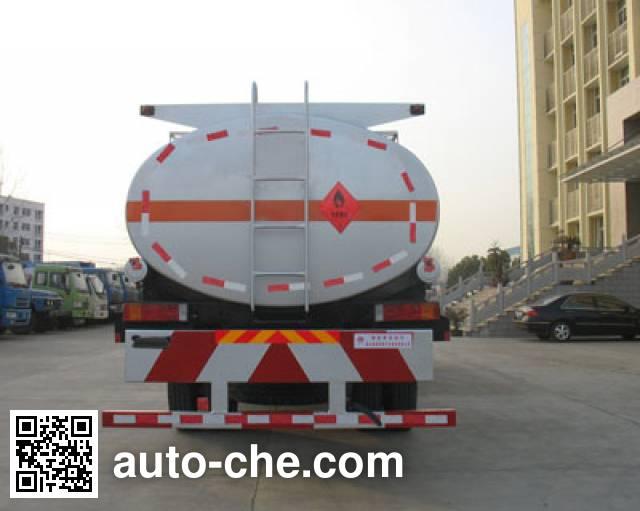 XGMA Chusheng CSC5251GHYD8 chemical liquid tank truck