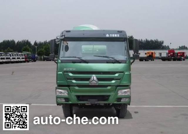 XGMA Chusheng CSC5252GJBZ concrete mixer truck