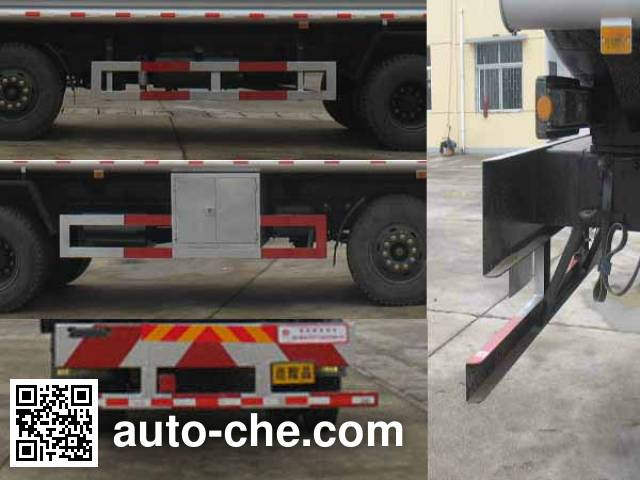 XGMA Chusheng CSC5253GHYC chemical liquid tank truck