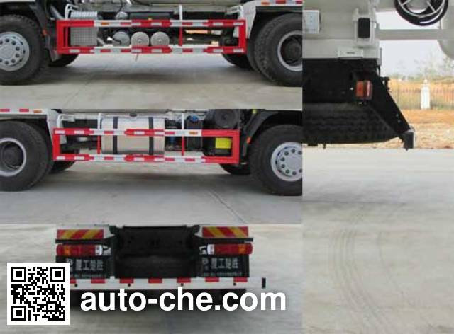 XGMA Chusheng CSC5253GJBB14 concrete mixer truck