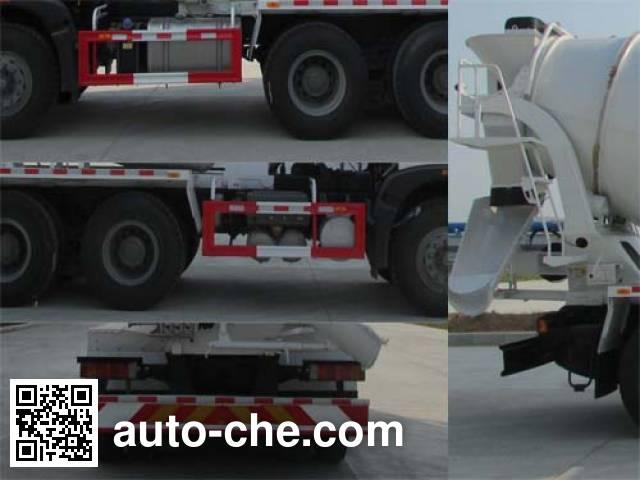 XGMA Chusheng CSC5256GJBZQ concrete mixer truck