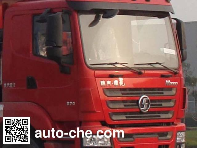 XGMA Chusheng CSC5256ZLJS dump garbage truck