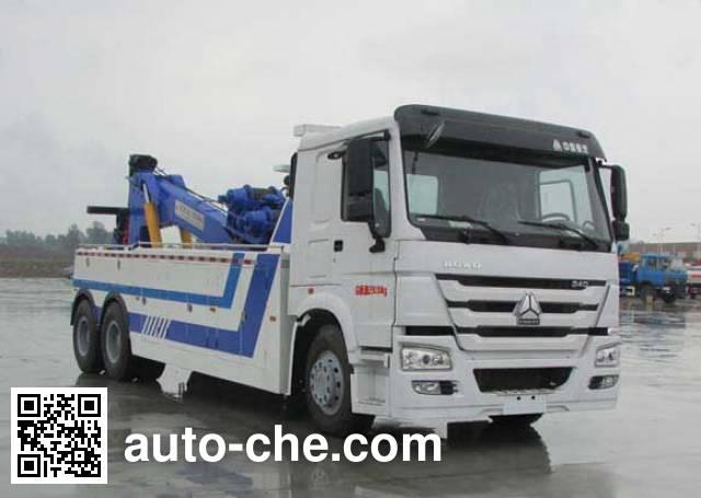 XGMA Chusheng CSC5257TQZZT5 wrecker