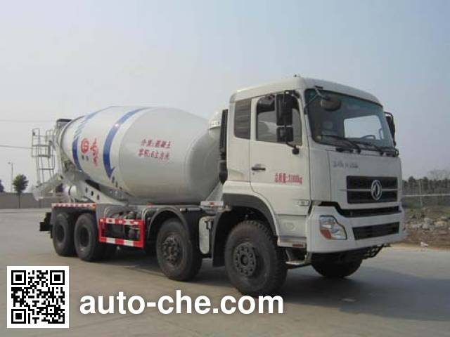 XGMA Chusheng CSC5310GJBD4 concrete mixer truck
