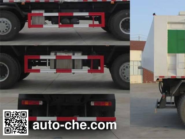 XGMA Chusheng CSC5310TSGB4 fracturing sand dump truck