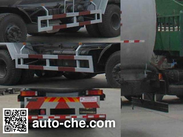 XGMA Chusheng CSC5311GFLD10 low-density bulk powder transport tank truck