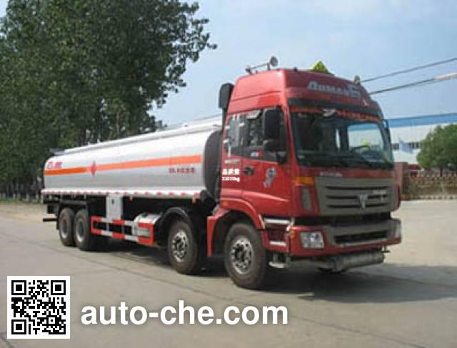 XGMA Chusheng CSC5311GHYB chemical liquid tank truck