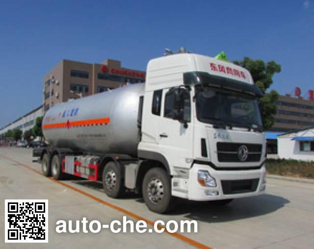 XGMA Chusheng CSC5311GYQD liquefied gas tank truck