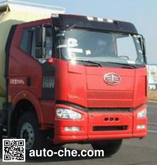 XGMA Chusheng CSC5312GFLC low-density bulk powder transport tank truck