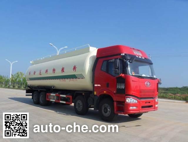 楚胜牌CSC5312GFLC4低密度粉粒物料运输车
