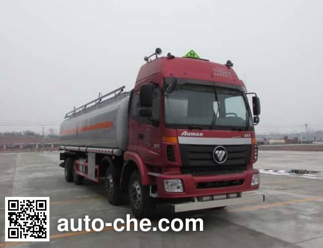 XGMA Chusheng CSC5312GYYB5 oil tank truck