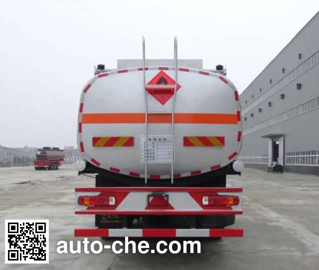 XGMA Chusheng CSC5312GYYB5A oil tank truck