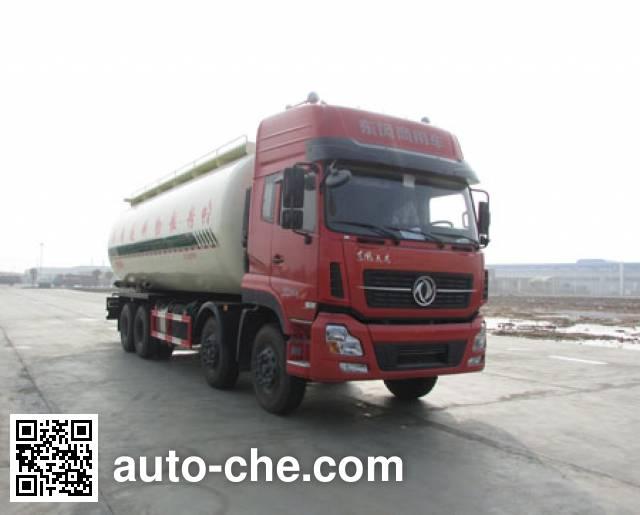 XGMA Chusheng CSC5313GFLD13 low-density bulk powder transport tank truck