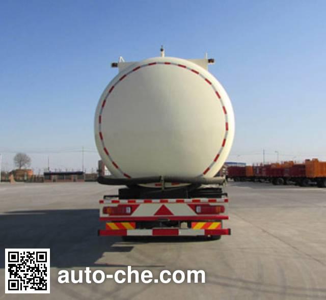 楚胜牌CSC5314GFLB低密度粉粒物料运输车