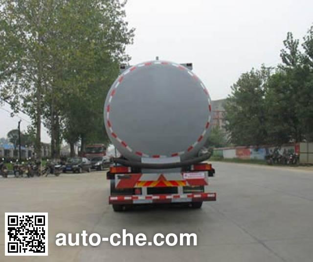 楚胜牌CSC5314GFLD粉粒物料运输车