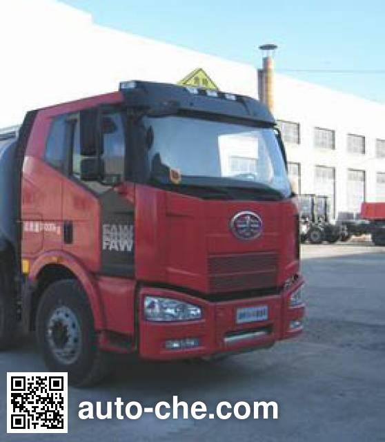 XGMA Chusheng CSC5314GYQC5 liquefied gas tank truck