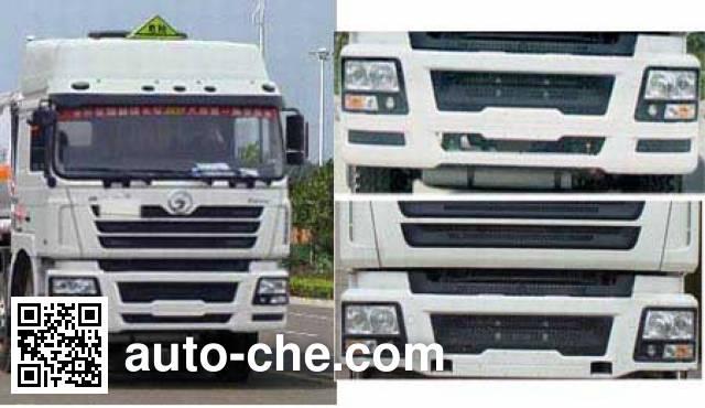 XGMA Chusheng CSC5316GJYS fuel tank truck