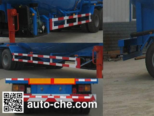 XGMA Chusheng CSC9400GFL bulk powder trailer