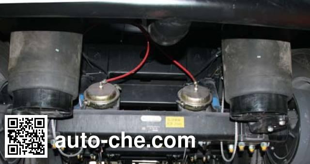 XGMA Chusheng CSC9402GFL low-density bulk powder transport trailer