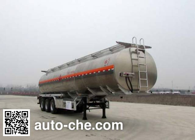 XGMA Chusheng CSC9403GYYLE aluminium oil tank trailer