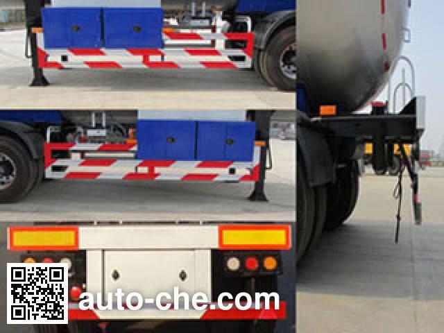 XGMA Chusheng CSC9404GYQ liquefied gas tank trailer