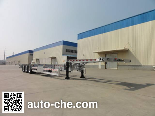 Chengtong CSH9406TJZ container transport trailer